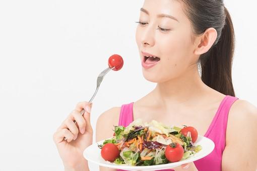 ダイエットで食事制限