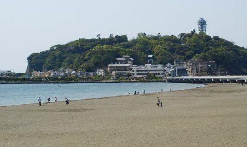 江ノ島混雑