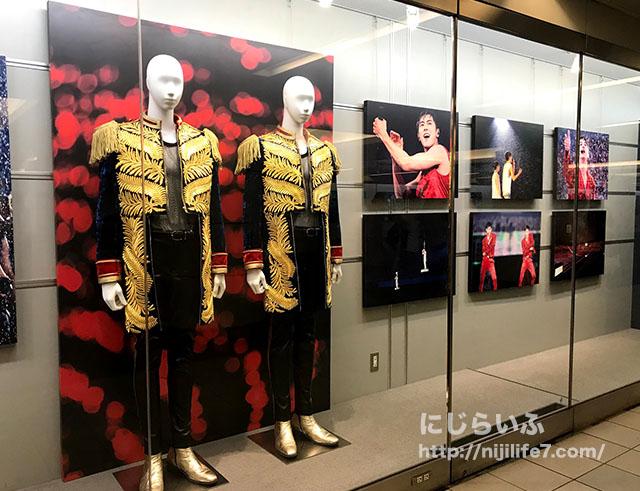 東方神起Road_to_TOMORROW展示