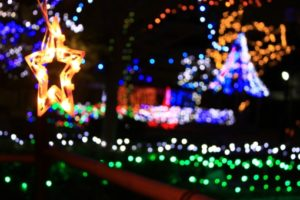 万博公園クリスマスの時間は何時?