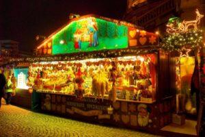 日比谷クリスマスマーケットの混雑予想
