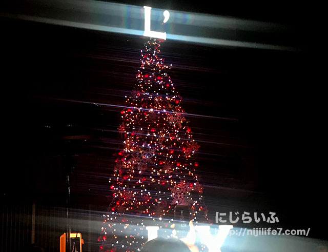 代々木ラルクリスマスパーク初日