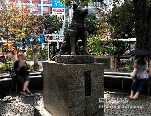 【渋谷駅】友達や両親との待ち合わせスポットは?
